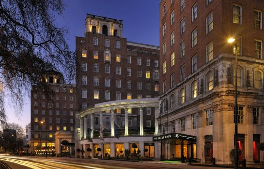 Vue extérieure JW Marriott Grosvenor House London