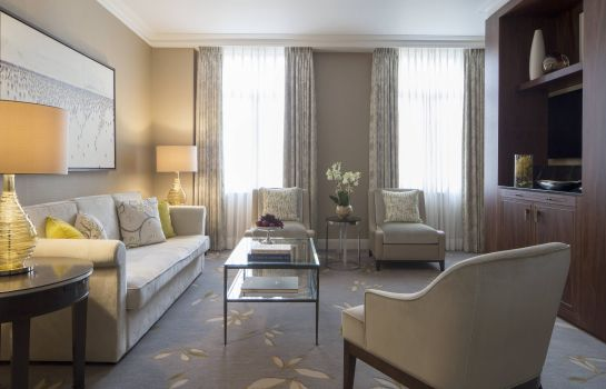 Suite JW Marriott Grosvenor House London