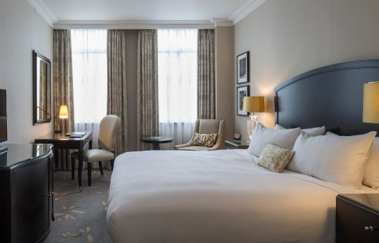 Chambre JW Marriott Grosvenor House London