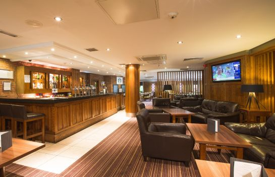 Bar hotelowy Holiday Inn NOTTINGHAM