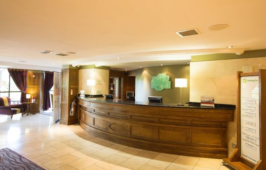 Lobby Holiday Inn NOTTINGHAM