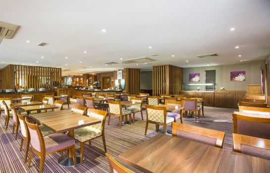 Restauracja Holiday Inn NOTTINGHAM
