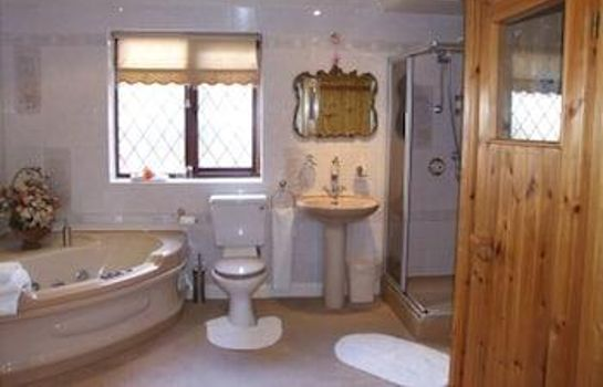 Bagno in camera Cotswold House