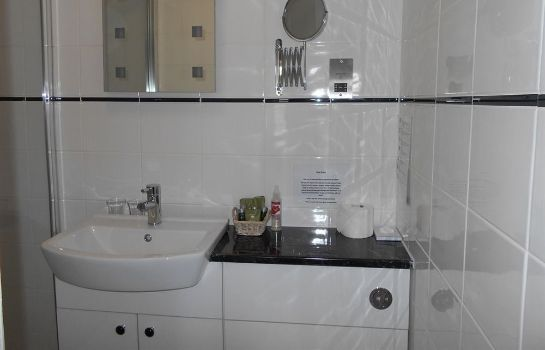 Cuarto de baño Cranborne Guest Accommodation