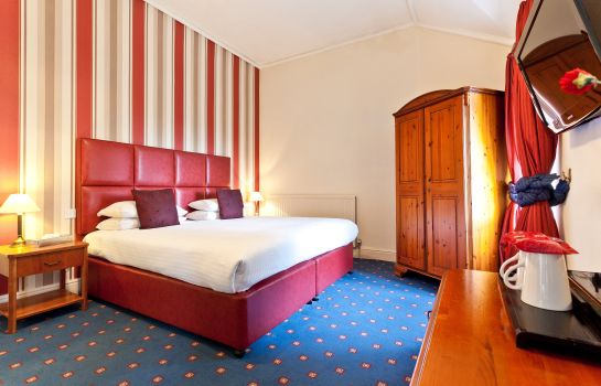 Double room (standard) Craig Manor Hotel