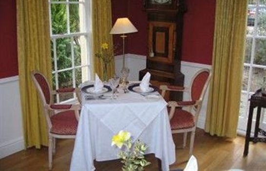 Restaurant Kilmichael Country House Hotel