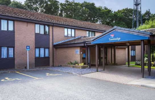 Exterior view TRAVELODGE EDINBURGH DREGHORN