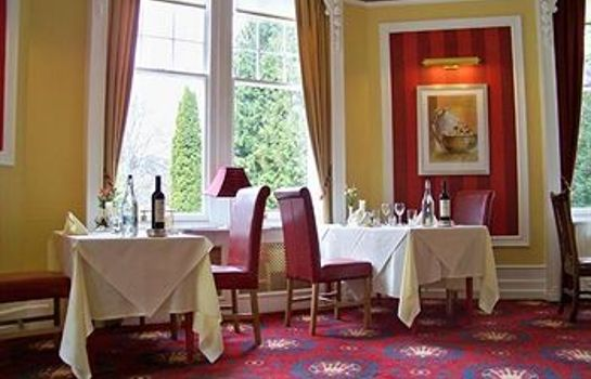 Restaurant Pine Trees Hotel Pitlochry