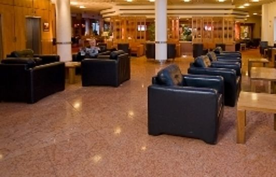 Lobby Maldron Hotel Belfast International Airport