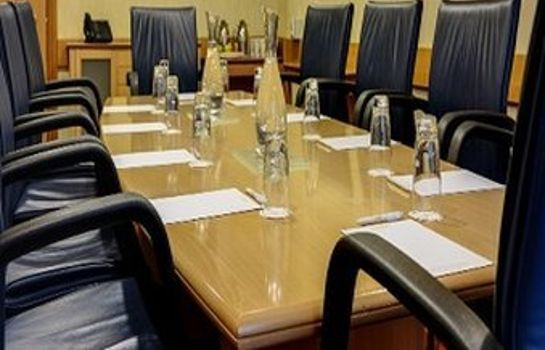 Conference room Maldron Hotel Belfast International Airport