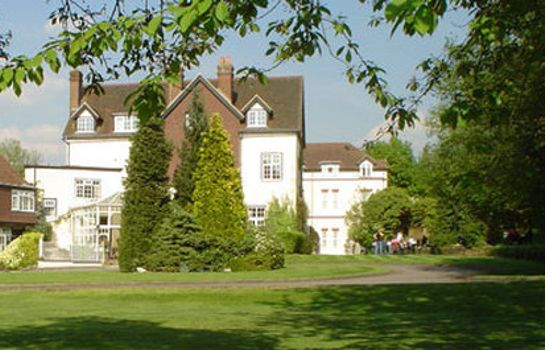 Exterior view Manor House Hotel & Spa