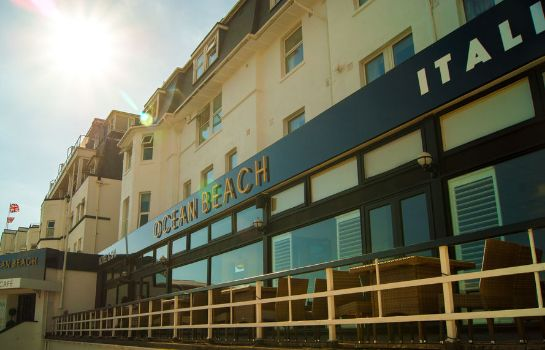 Vue extérieure Ocean Beach Hotel and SPA Bournemouth - OCEANA COLLECTION