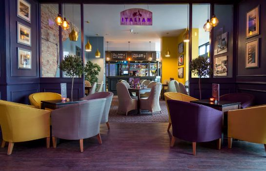 Bar hotelowy Ocean Beach Hotel and SPA Bournemouth - OCEANA COLLECTION