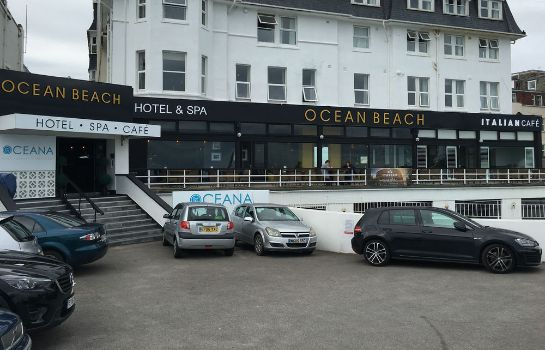 Informacja Ocean Beach Hotel and SPA Bournemouth - OCEANA COLLECTION