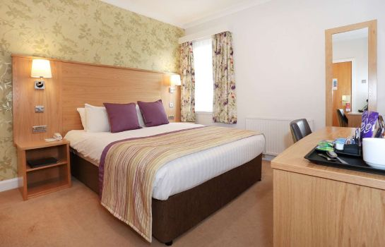 Room BEST WESTERN DUNDEE INVERCARSE
