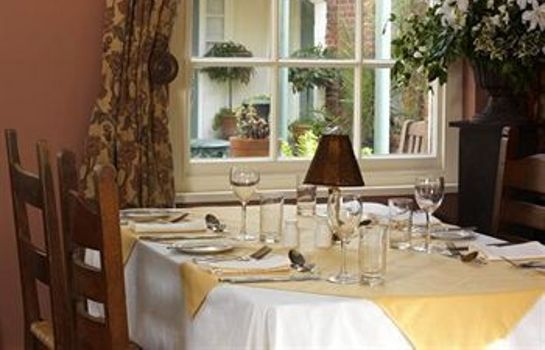 Restaurante The Mytton & Mermaid Hotel
