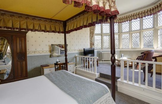 Zimmer Best Western Walworth Castle