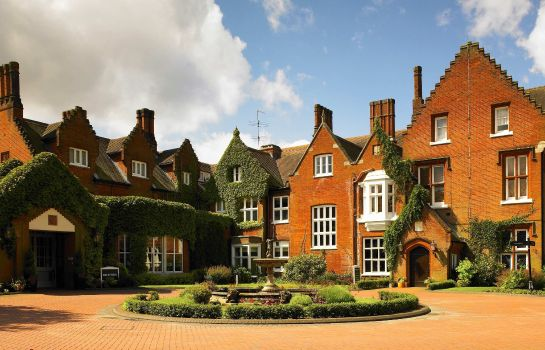 Vue extérieure Sprowston Manor Hotel & Country Club