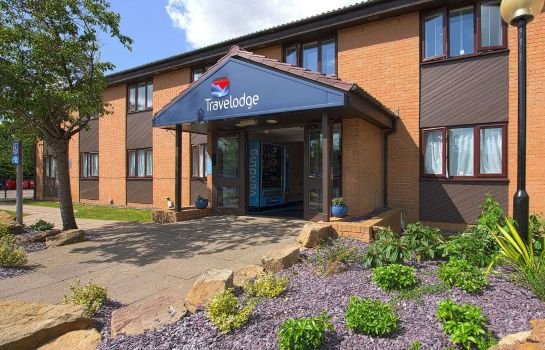 Vista exterior TRAVELODGE TOWCESTER SILVERSTONE