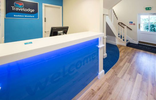 Hotelhalle TRAVELODGE BASILDON WICKFORD
