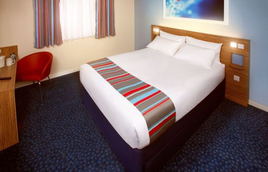 Chambre double (standard) TRAVELODGE BIRMINGHAM CENTRAL