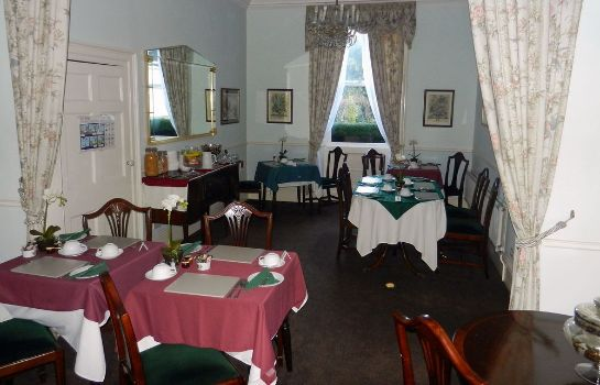 Breakfast room Brocks Guest House