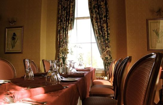 Restaurant Marshall Meadows Country House Hotel