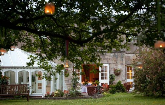 Info Marshall Meadows Country House Hotel