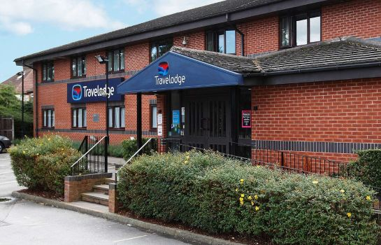 Buitenaanzicht TRAVELODGE BIRMINGHAM YARDLEY