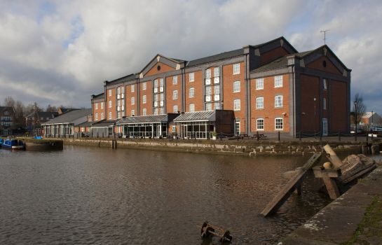 Exterior view Holiday Inn ELLESMERE PORT - CHESHIRE OAKS