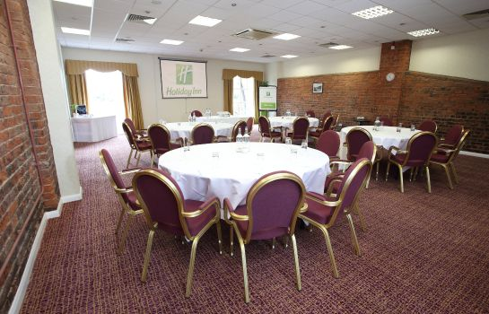 Conference room Holiday Inn ELLESMERE PORT - CHESHIRE OAKS