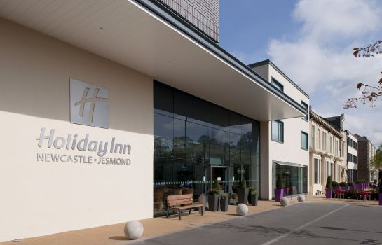 Exterior view Holiday Inn NEWCASTLE - JESMOND