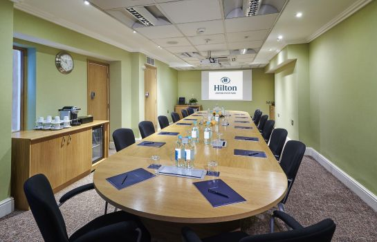 Sala congressi Hilton London Hyde Park