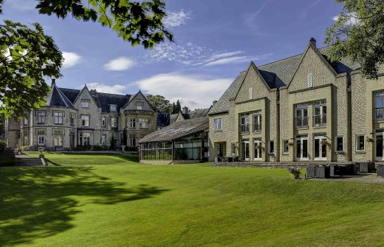 Buitenaanzicht Mercure Sheffield Kenwood Hall & Spa
