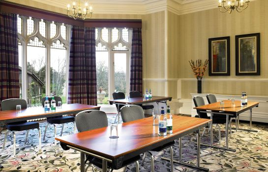 Vergaderkamer Mercure Sheffield Kenwood Hall & Spa