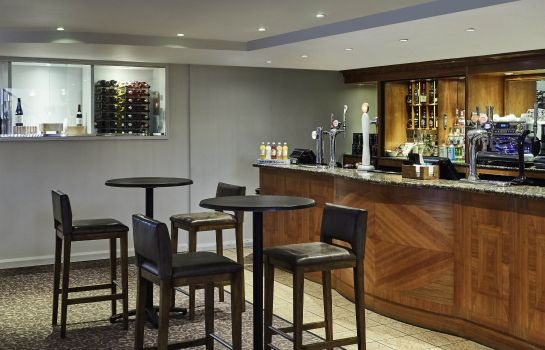 Hotelbar Mercure Sheffield Kenwood Hall & Spa