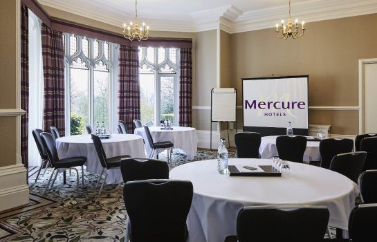 Congresruimte Mercure Sheffield Kenwood Hall & Spa