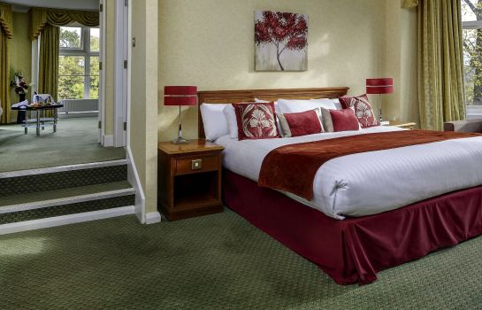 Kamers Mercure Sheffield Kenwood Hall & Spa