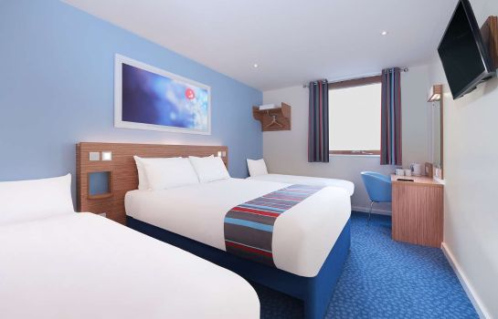 Chambre TRAVELODGE MANCHESTER BIRCH M62 WESTBOUN