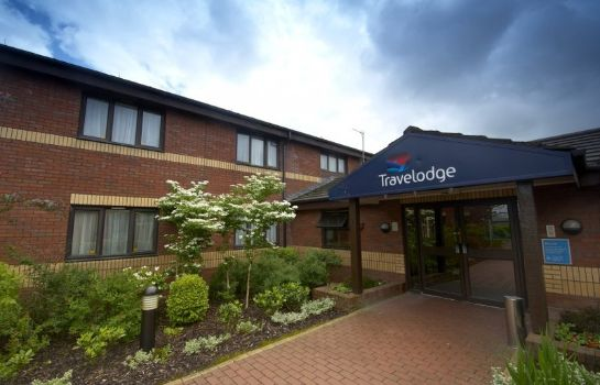 Vista exterior Travelodge Cork Airport