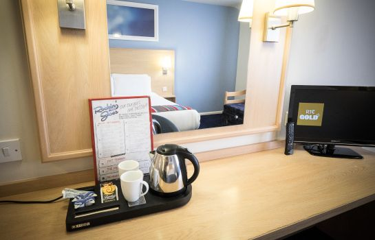 Doppelzimmer Standard Travelodge Cork Airport