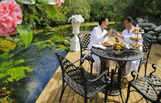 Terrace Muckross Park Hotel and Spa