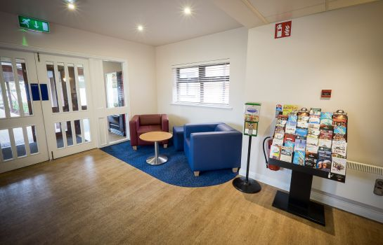 Lobby Travelodge Waterford