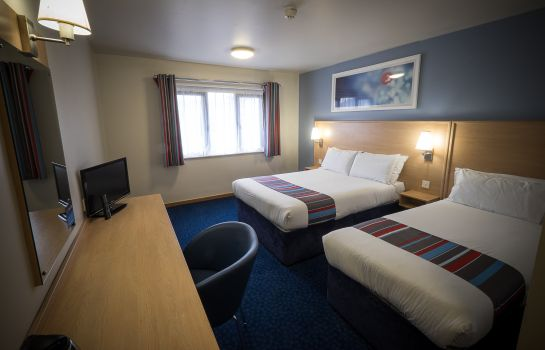 Triple room Travelodge Waterford