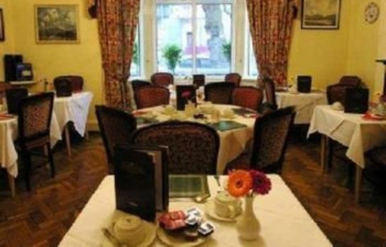 Restaurant Kilronan House