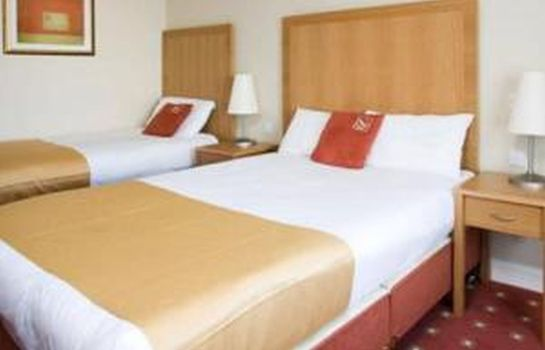 Double room (standard) Hotel Killarney