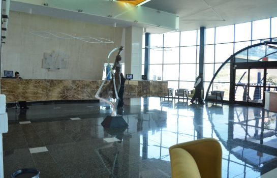 Lobby Holiday Inn QUERETARO ZONA DIAMANTE
