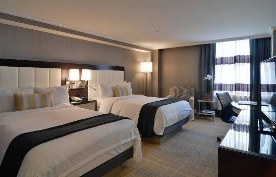 Chambre Loews Boston Hotel