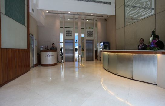 Hotelhal Silka West Kowloon Hotel