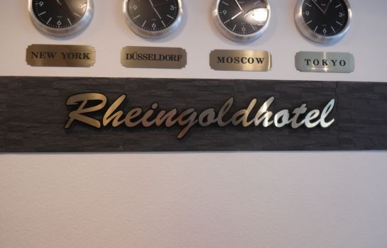 Reception Rheingoldhotel